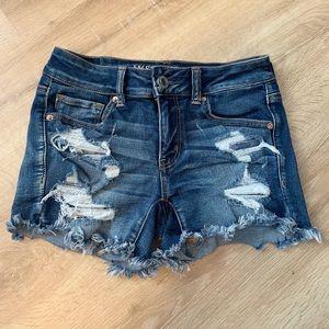 AE Midi Jean Shorts